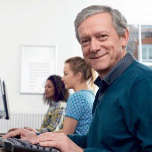 Computerkurs für Ältere
