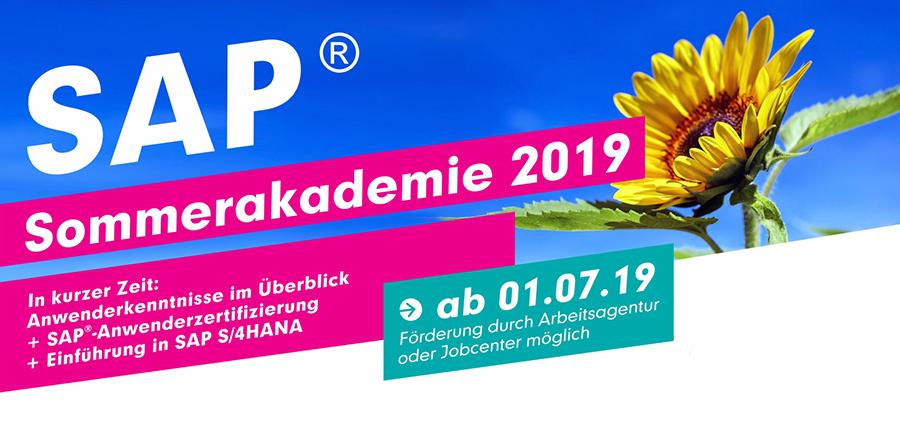 SAP-Sommerakademie 2019