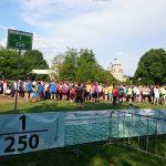 Start zum 17. TEAM-Staffellauf der Berliner Wasserbetriebe