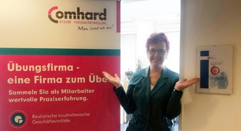 Wir haben das Qialitätssiegel des DeutschenÜbungsfirmenRings erhalten.